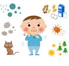 子供のアトピーや喘息などの小児整体